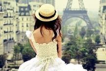 Paris, We Adore You / Paris is the decor inspiration for our cupcake boutiques!