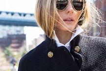 Style Icons: Kerr and Palermo / can I be you? / by Mady Grow