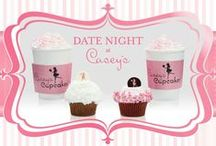 Casey's Cupcakes Promotions