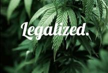 Marijuana Legalization  / by Rorie B. Sivyer