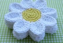 Crochet for the Home / Dishcloths, washcloths, decor, and any other random crochet items.