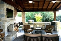 patio ideas / by Laura Wallace