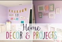 Home Decor and Projects