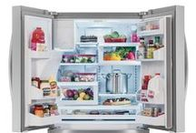 Space-Saving Organization / Frigidaire wants to save you time so we've created this board with tips on refrigerator organization and healthy food options. With more than 100 ways to organize, Frigidaire Gallery refrigerators make it easy for families to keep healthy choices front and center.