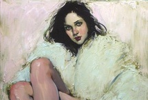 Art . . Malcolm T. Liepke  / Malcolm T. Liepke was born in 1953 in Minneapolis. The beauty of Liepke's paintings is arrestingly self-evident. Through his subjects, he delves into various realms of human nature. Sensuality captured in an expression, a passionate embrace, the celebration of womanhood and feminine wiles are predominant themes he deftly conveys.