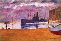 Art . . Pierre Bonnard