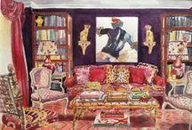 Art . . Interiors