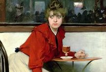Art . . Dining and Drinking / by Francine Schwartz