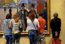Art . . Paintings within Paintings