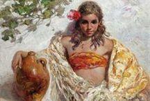 Art . . Some Spanish Painters