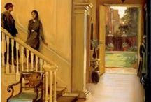 Art . . Sir John Lavery