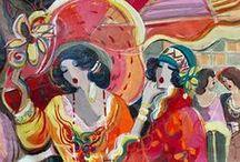 Art . . Isaac Maimon
