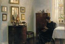 Art . . Danish Interiors