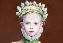 Art . . Children / by Francine Schwartz