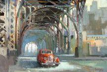 Art . . Francis Livingston