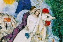 Art . . Marc Chagall
