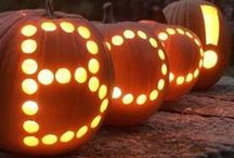 Happy Halloween / Cool Halloween ideas beyond the orange pumpkin and fake spider webs. / by Denise Cortes | Pearmama.com