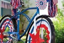 4th + july / Food, gathering, and activities for the Fourth of July