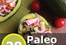 Paleo dieet / Avocado recepten