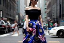 The Style File / My fashion inspirations  / by Kathryn Stockwood