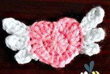 crochet / by Linda @ Crafts a la mode