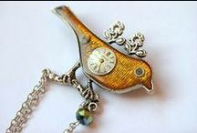 Zuzi and Steampunk / By Zuzi Hake Jewelry