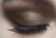 makeup + brows