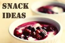 Food: Snack Ideas