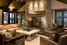 Home - Living Room / by Jose Luis De Abreu
