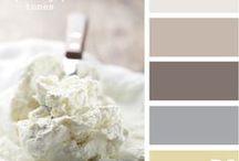 Color Palette / Color Schemes  / by Design Exclusive, LLC