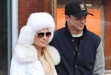 Jetsetters Wear For Ski Season in Aspen / What jetsetters and socialites Wear For Ski Season in Aspen, Deer Valley Utah and Colorado #snowbunny even paris Hilton / by Nubry