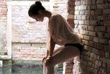 dancer's..