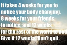 Health // Losing Weight