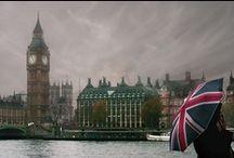 British Obsession <3 / by Amra Haynes