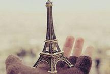 Paris... <3 / by Amra Haynes