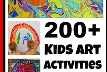 Fun Activities with Kids / Fun craft projects and activities for kids!