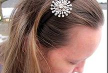 What to do with Old Jewelry / by Linda @ Crafts a la mode