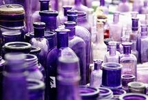 Colors // Purple: Royalty & Grapes / All things #Purple!