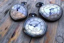 Clocks & Watches / Clocks, watches, pocket watches, time pieces...