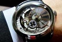 Timekeepers / Watches - only the ones that stand out! / by Uday Menon