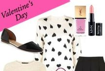 Valentine's Day / What to wear, where to go and gift ideas for Valentine's Day  / by Nubry