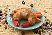 My Little Man: Food Fun for Kids / Food art / themed food for children / by Tammy Blosil