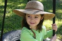 Sun Protection / Stay protected from the sun's harmful rays when you are outside at play.