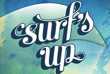 Surf's up / by STORYBOARD.WS
