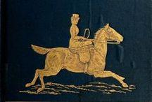 Sidesaddle riding / sidesaddle riding