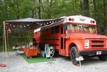Skoolie | School Bus Conversion