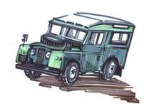 Landy´s ads. artworks and quotes