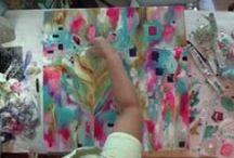 Art: Acrylic Painting