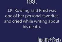 HP Facts / by Shannon Owings