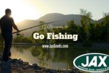 Fishing / Fishing!